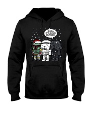 Boba Its Cold Outside Hooded Sweatshirt thumbnail