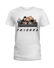 F R I E N D S Limited F Ladies T-Shirt front