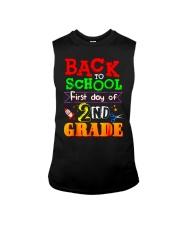 Back To School Shirt First Day Of 2nd Grade Shirt Sleeveless Tee thumbnail