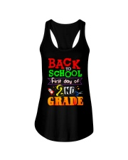 Back To School Shirt First Day Of 2nd Grade Shirt Ladies Flowy Tank thumbnail