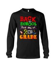 Back To School Shirt First Day Of 2nd Grade Shirt Long Sleeve Tee thumbnail