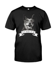 Australian Cattle Dog Talk Herdy To Me Premium Fit Mens Tee thumbnail