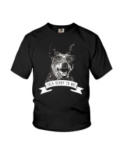 Australian Cattle Dog Talk Herdy To Me Youth T-Shirt thumbnail