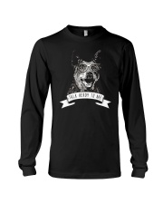Australian Cattle Dog Talk Herdy To Me Long Sleeve Tee thumbnail