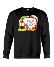 Back To School Shirt Funny Gift For Teachers Stude Crewneck Sweatshirt thumbnail