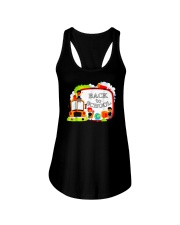 Back To School Shirt Funny Gift For Teachers Stude Ladies Flowy Tank thumbnail
