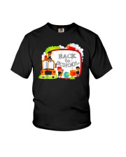 Back To School Shirt Funny Gift For Teachers Stude Youth T-Shirt thumbnail
