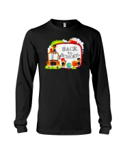 Back To School Shirt Funny Gift For Teachers Stude Long Sleeve Tee thumbnail