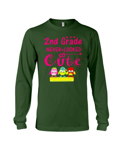 Back To School Shirt Second Grade Two