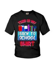 Back to School Shirt Teacher Shirt Student Youth T-Shirt thumbnail