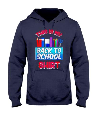 Back to School Shirt Teacher Shirt Student