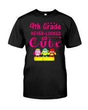 Back To School Shirt Ninth Grade Classic T-Shirt thumbnail