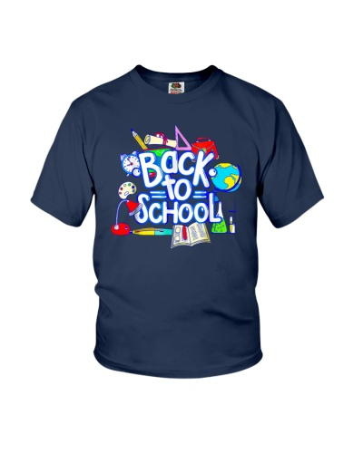 Back To School Shirt Funny Gift