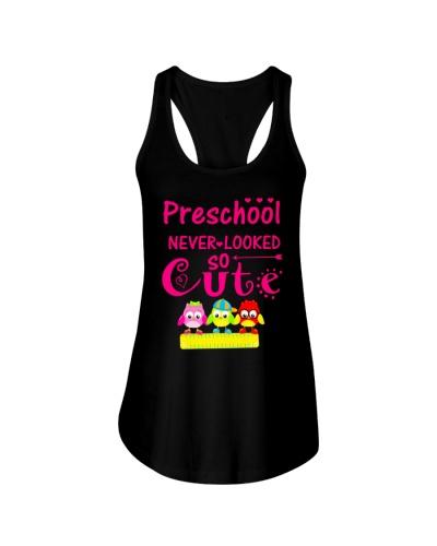 Back To School Shirt Preschool Looked Cute