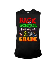 Back To School Shirt First Day Of 3rd Grade Shirt Sleeveless Tee thumbnail