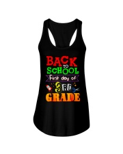 Back To School Shirt First Day Of 3rd Grade Shirt Ladies Flowy Tank thumbnail