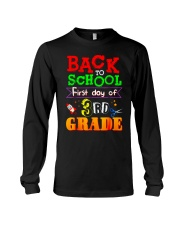 Back To School Shirt First Day Of 3rd Grade Shirt Long Sleeve Tee thumbnail