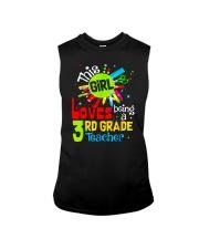 Back To School Shirt Funny 3rd Grade Teacher Shirt Sleeveless Tee thumbnail