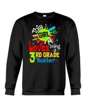 Back To School Shirt Funny 3rd Grade Teacher Shirt Crewneck Sweatshirt thumbnail
