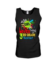 Back To School Shirt Funny 3rd Grade Teacher Shirt Unisex Tank thumbnail