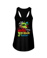 Back To School Shirt Funny 3rd Grade Teacher Shirt Ladies Flowy Tank thumbnail