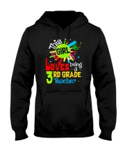 Back To School Shirt Funny 3rd Grade Teacher Shirt Hooded Sweatshirt thumbnail