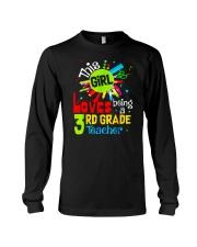 Back To School Shirt Funny 3rd Grade Teacher Shirt Long Sleeve Tee thumbnail