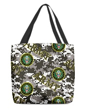 Camo  US Army bandana All-over Tote thumbnail