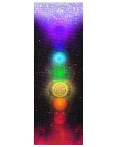 Chakra Hemp Yoga Mat 06