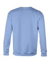 French Girl Crewneck Sweatshirt back