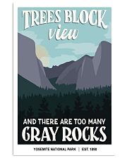 YOSEMITE NATIONAL PARK 11x17 Poster front