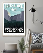 YOSEMITE NATIONAL PARK 11x17 Poster lifestyle-poster-1