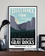 YOSEMITE NATIONAL PARK 11x17 Poster lifestyle-poster-2