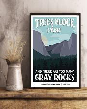 YOSEMITE NATIONAL PARK 11x17 Poster lifestyle-poster-3