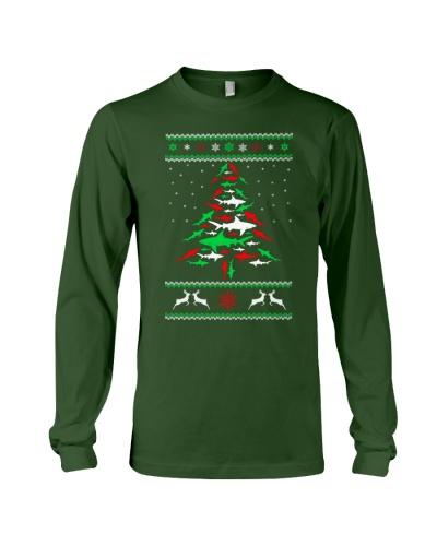 Shark Christmas Tree