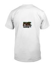 mine craft lovers Classic T-Shirt back