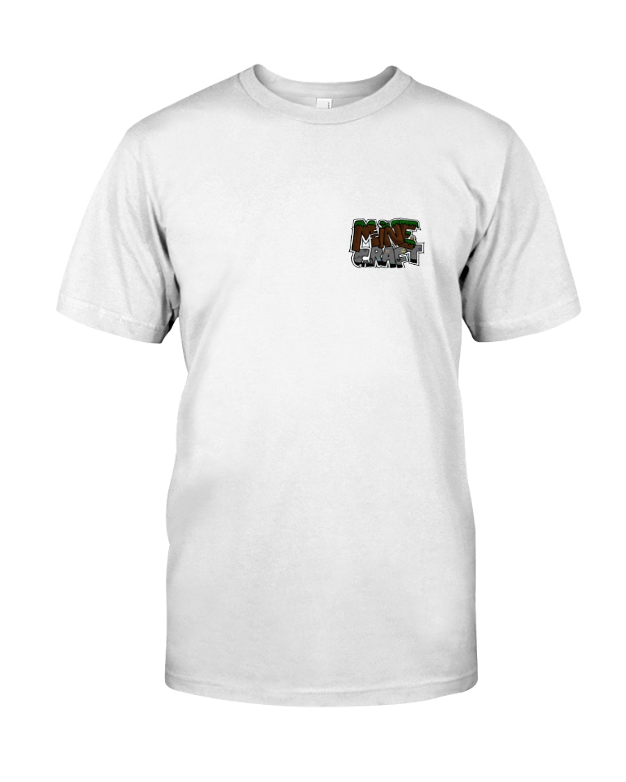 mine craft lovers Classic T-Shirt