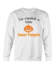 Mom and Kids Couple shirts Crewneck Sweatshirt tile