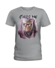 It-was-me Ladies T-Shirt front