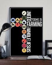 Today Is Farming 11x17 Poster lifestyle-poster-2
