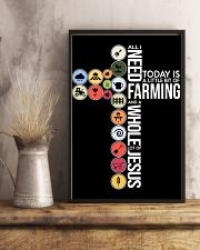 Today Is Farming 11x17 Poster lifestyle-poster-3