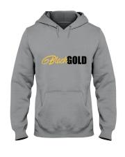 Black Gold Hooded Sweatshirt thumbnail