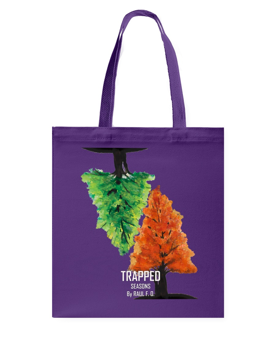 Trapped: Seasons 1 and 2 Tote Bag