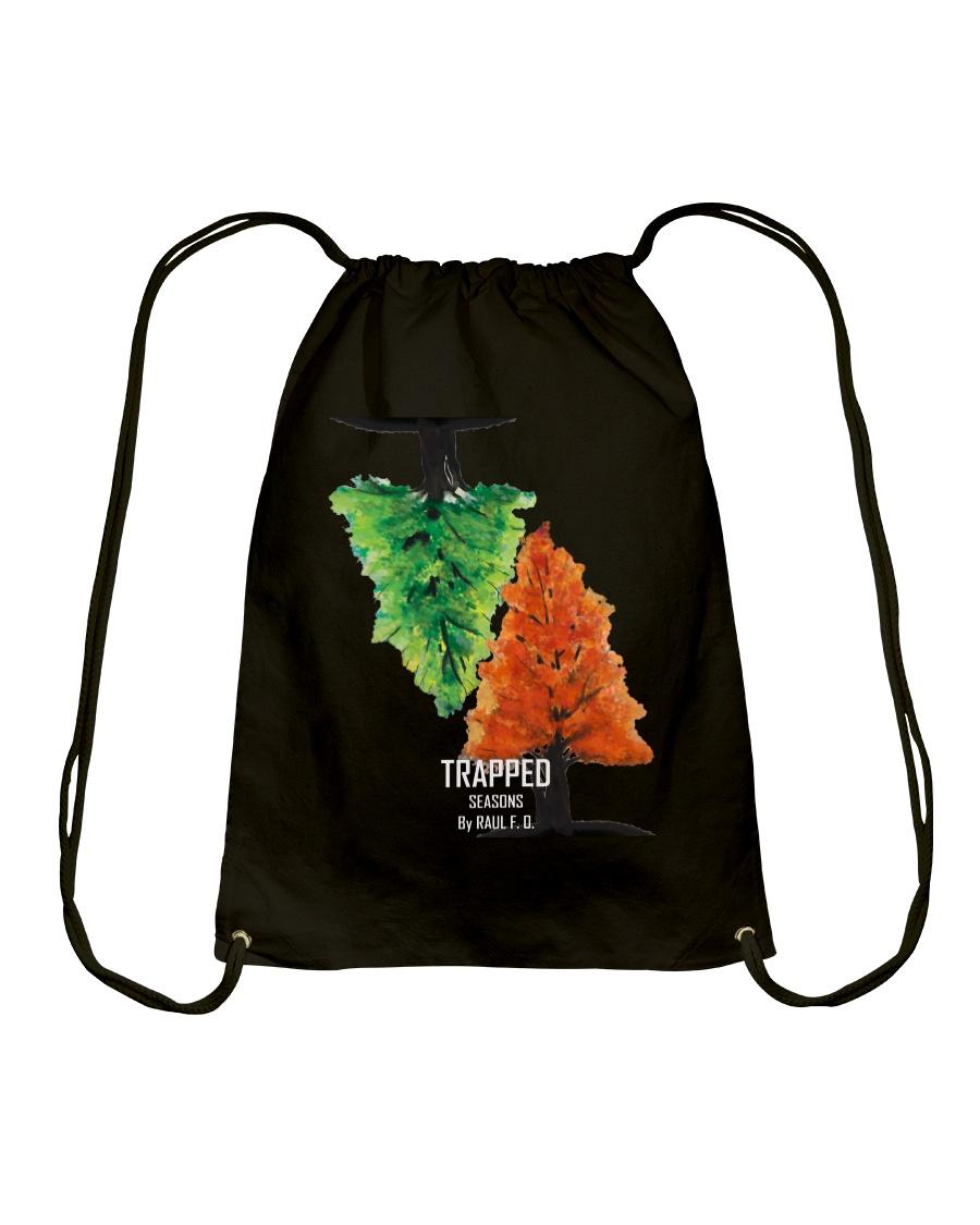 Trapped: Seasons 1 and 2 Drawstring Bag