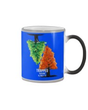 Trapped: Seasons 1 and 2 Color Changing Mug color-changing-right