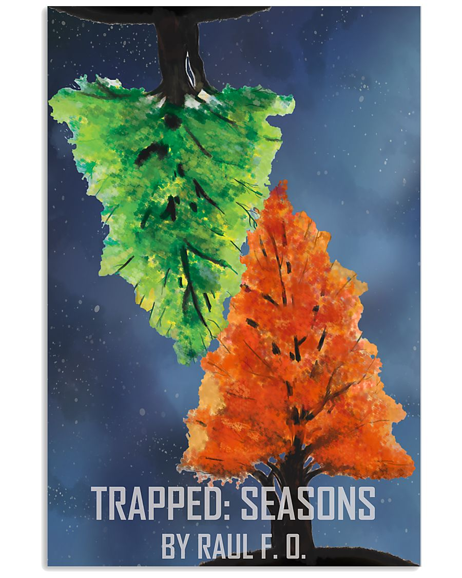 Trapped: Seasons 1 and 2 11x17 Poster