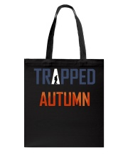 Trapped: Autumn Another Debut Collection Tote Bag thumbnail