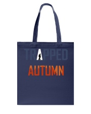 Trapped: Autumn Another Debut Collection Tote Bag front
