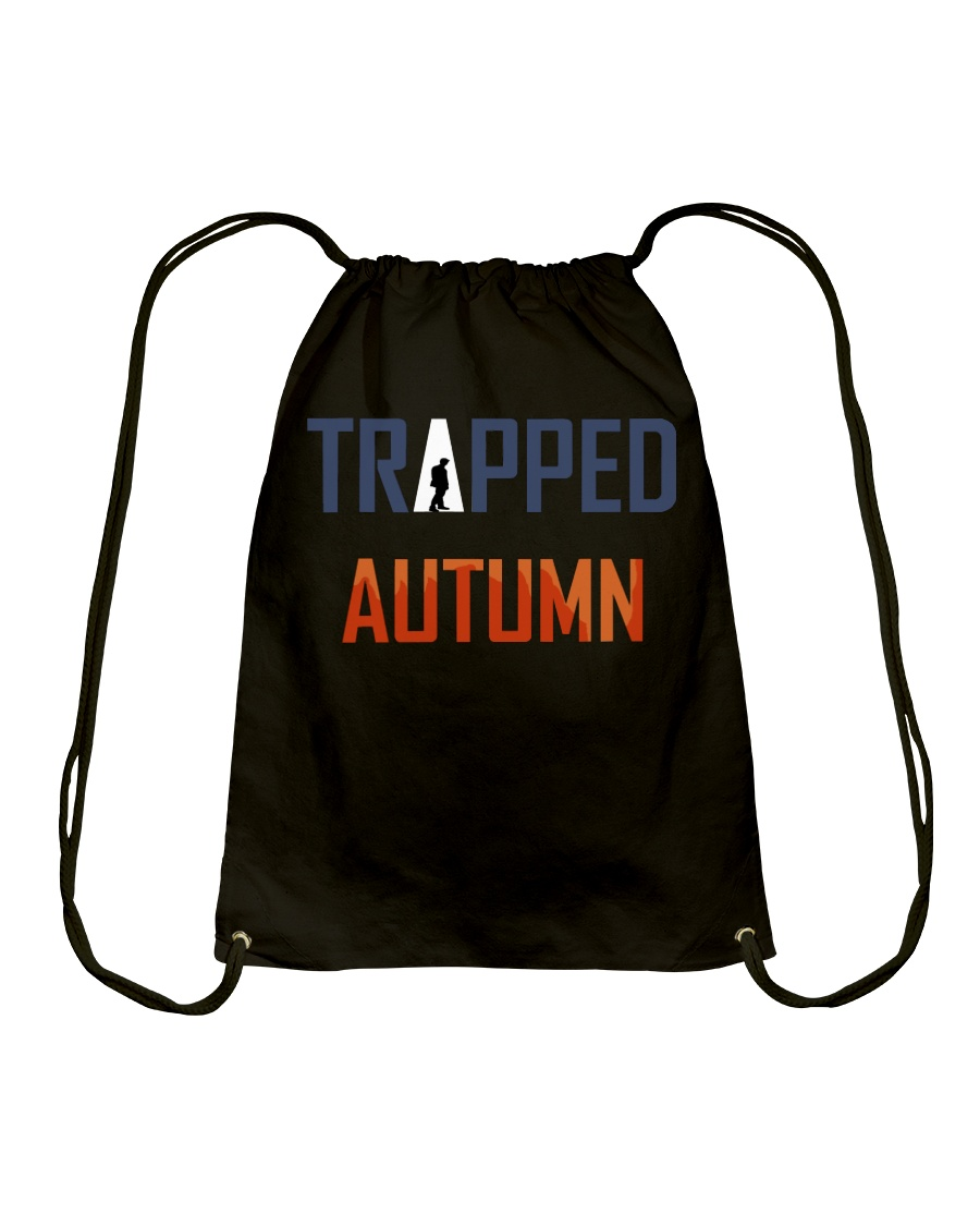 Trapped: Autumn Another Debut Collection Drawstring Bag