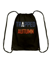 Trapped: Autumn Another Debut Collection Drawstring Bag front